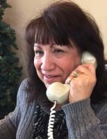 Nice receptionist